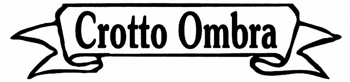 Crotto Ombra